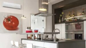 Klima za stan u kuhinji